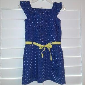 Gymboree girls Cotton Summer Dress sz 6